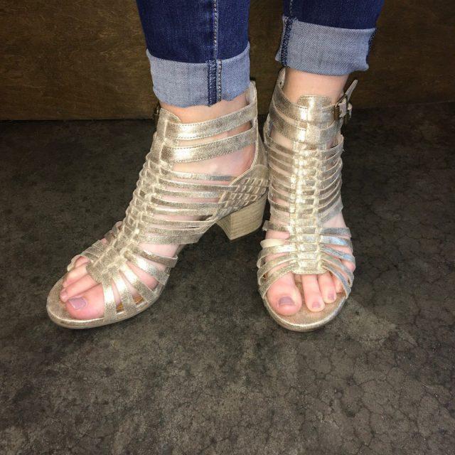 Ofanto Gold Shoe